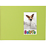 Selfie Photo Album for Instax Photos - Large (Lime Green)