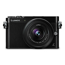 Panasonic | Lumix DMC-GM5 Digital Camera with 12-32mm Lens (Black) | DMCGM5KK