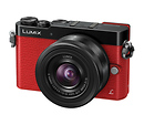 Panasonic | Lumix DMC-GM5 Digital Camera with 12-32mm Lens (Red) | DMCGM5KR