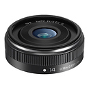Panasonic | Lumix G 14mm f/2.5 Aspherical II Lens | HH014AK