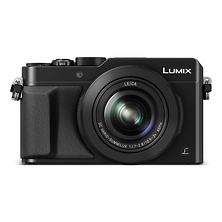 Lumix DMC-LX100 Digital Camera (Black) Image 0