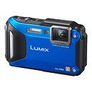 Panasonic | Lumix DMC-FT5 Digital Camera (Blue) | DMCFT5A