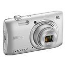 Nikon | COOLPIX S3600 Digital Camera (Silver) | 26451
