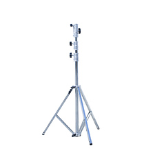 Junior Stand with Low Base (Chrome-plated, 9.5') Image 0