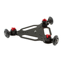 Phototools Tri Skate Mini Dolly with Scale Marks