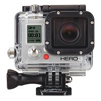 GoPro HERO 3 Camera White Edition