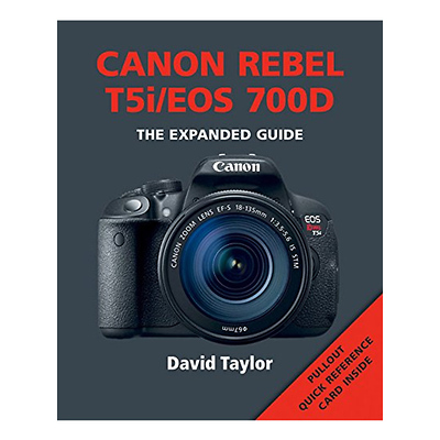 Expanded Guide Book To Canon Rebel T5i/EOS 700D Image 0