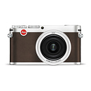 Leica | X Digital Camera with Summilux 23mm f/1.7 ASPH Lens (Silver, Typ 113) | 18441