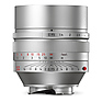 50mm f/0.95 Noctilux M Aspherical Manual Focus Lens (Silver)