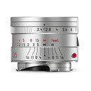 Leica | 35mm f/2.4 Summarit-M Aspherical Manual Focus Lens (Silver) | 11679