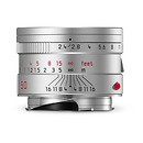 Leica | 50mm f/2.4 Summarit-M Manual Focus Lens (Silver) | 11681
