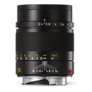 Leica | 90mm f/2.4 Summarit-M Manual Focus Lens (Black) | 11684