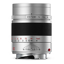 Leica | 90mm f/2.4 Summarit-M Manual Focus Lens (Silver) | 11685