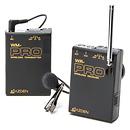 Azden | WLX-PRO+I VHF Wireless Lavalier Mic System | WLX-PRO + I