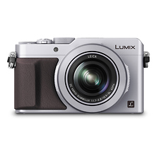 Lumix DMC-LX100 Digital Camera (Silver) Image 0