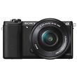 a5100 Mirrorless Digital Camera with 16-50mm Lens (Black)