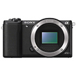 a5100 Mirrorless Digital Camera Body (Black)