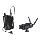 Audio-Technica | System 10 - Camera-Mount Digital Wireless System with Lavalier Mic | ATW-1701/L