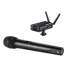 System 10 - Camera-Mount Digital Wireless Microphone System with Handheld Mic Image 0