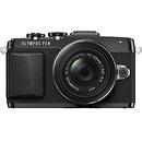 Olympus | E-PL7 Digital Camera with 14-42mm 2R Zoom Lens (Black) | V205071BU000