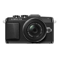 Olympus | E-PL7 Digital Camera with 14-42mm 2R Zoom Lens (Black) | V205071BU000