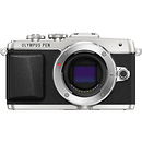 Olympus | E-PL7 Digital Camera Body (Silver) | V205070SU000