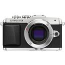 Olympus | E-PL7 Digital Camera Body (Silver) | V205070SU000