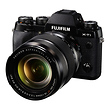 X-T1 Mirrorless Digital Camera with 18-135mm Lens (Black)