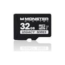 Monster Digital | 32GB Legacy SDHC Class 10 UHS-1 | SDFSA-0032-L