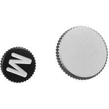 Soft Release Button for M-System Cameras (Black, 0.5 in.) Image 0