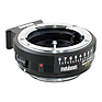 Nikon F-Mount Lens to Sony E-Mount Camera Speed Booster ULTRA Thumbnail 1