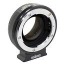 Metabones | Nikon F-Mount Lens to Fujifilm X-Mount Camera Speed Booster ULTRA | MB_SPNFG-X-BM2
