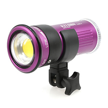 LUNA 4X 6000 Lumen Underwater Video Light Image 0