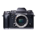 Fujifilm | X-T1 Mirrorless Digital Camera Body Only (Graphite Silver) | 16442755