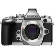 OM-D E-M1 Micro Four Thirds Digital Camera Body (Silver)