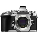 Olympus | OM-D E-M1 Micro Four Thirds Digital Camera Body (Silver) | V207010SU000