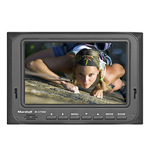 5 In. Small Camera-Top Portable Field Monitor with HDMI Image 0