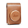 Leather Camera Jacket Case for D-Lux Typ 109 (Cognac)