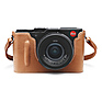 Protector Leather Case for the D-LUX Digital Camera (Cognac)