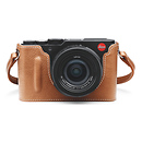 Leica | Protector Leather Case for the D-LUX Digital Camera (Cognac) | 18820