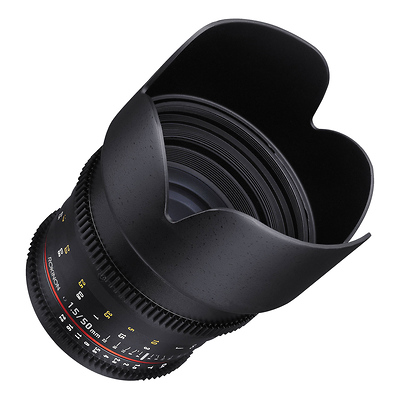 50mm T1.5 AS UMC Cine DS Lens for Canon EF Mount Image 0