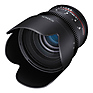 50mm T1.5 AS UMC Cine DS Lens for Canon EF Mount Thumbnail 4