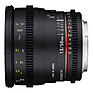 50mm T1.5 AS UMC Cine DS Lens for Canon EF Mount Thumbnail 2
