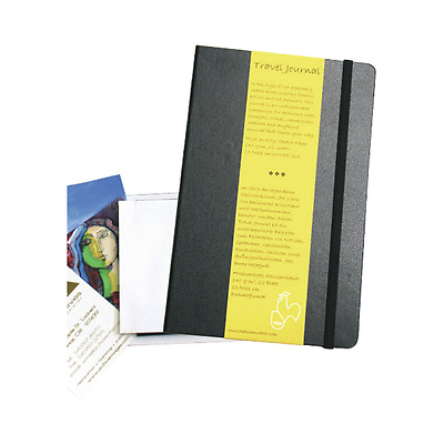 3.5 x 5.5 In. Travel Journal (Portrait, 62 Sheets) Image 0