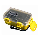 Promaster Dolfin 8982 ABS Dry Box (Clear/Yellow)