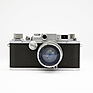 IIB RF 35mm Rangefinder Film Camera with 50mm f1.9 Lens - Used Thumbnail 0