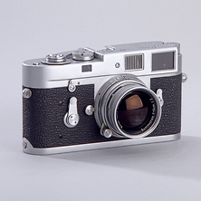 M2 Rangefinder Film Camera with 50mm f/2.0 Lens - Used/Not Working Image 0