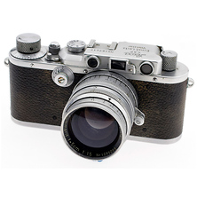 IIIa Camera with 50mm f/1.5 Lens - Used Image 0