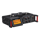 Tascam | DR-70D 4-Channel Audio Recording Device for DSLR and Video Cameras | DR-70D