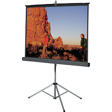 Picture King Tripod Front Projection Screen (96x96